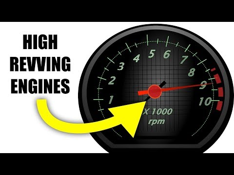 How Do Some Engines Rev To 9,000 RPM?