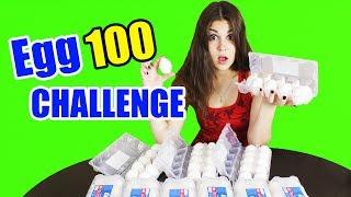 �������� ���� ПОЙМАЙ 100 ЯИЦ ЧЕЛЛЕНДЖ | Egg CHALLENGE! БОМБА ИЗ ЯИЦ! ������