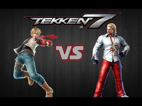Tekken 7 Lil Yo 1994 Steve Vs Leotekkenfan Leo Youtube