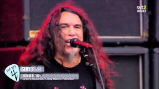 The Big 4 - Slayer - Raining Blood Live Sweden July 3 HD