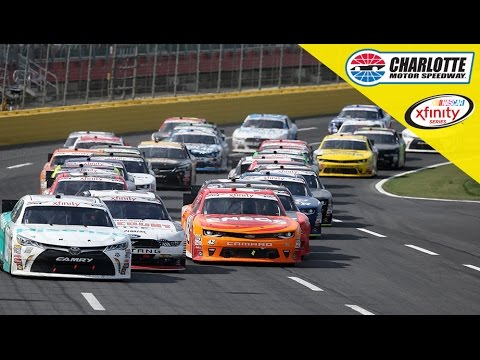 Ryan Blaney Wins Memorial Day Weekend Xfinity Race at Charlotte