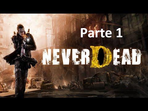 Let's Play NeverDead Español Parte 1