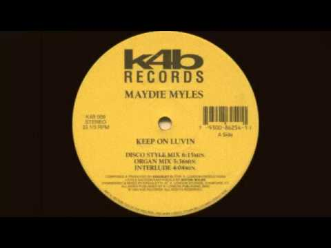 Maydie Myles - Keep On Luvin' (Disco Style Mix) 1994