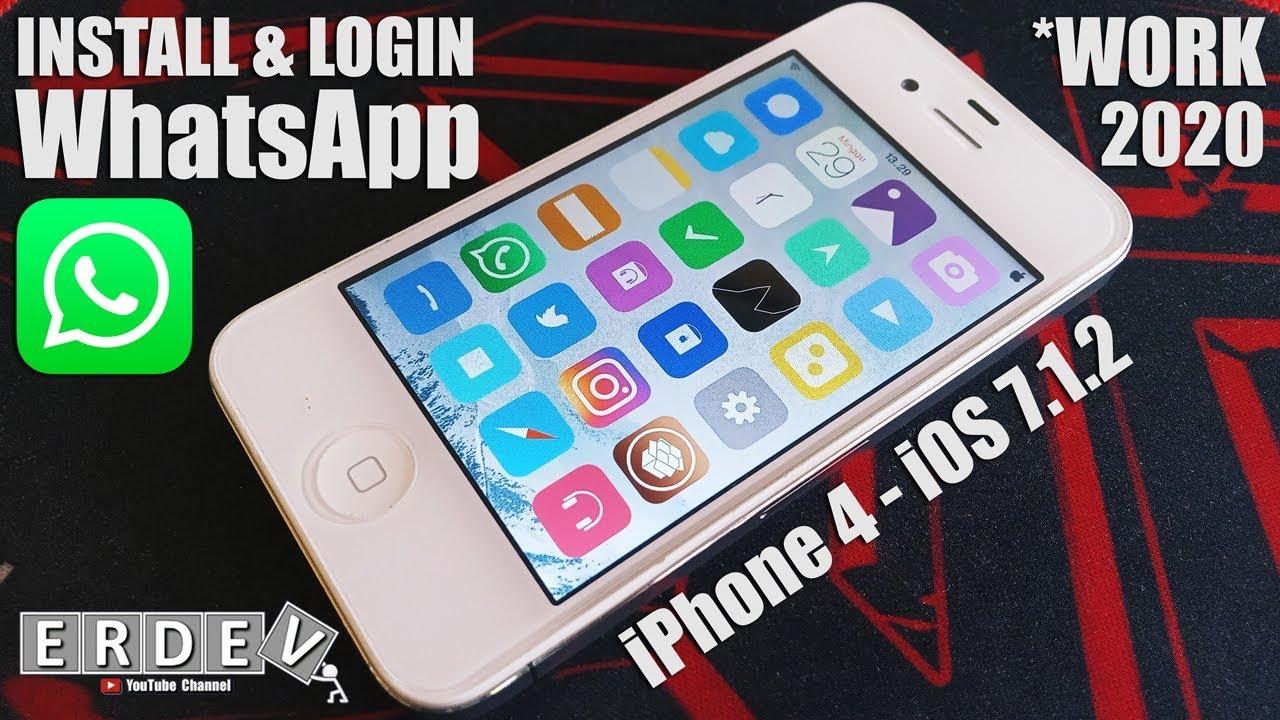 Download Whatsapp Ios 7.1