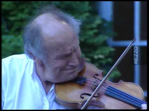 Ivry Gitlis - Mozart Violin Sonata K.301 in G major