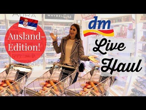 300€ dm Live Haul - Produkte, die wir in Deutschland NICHT HABEN! + VERLOSUNG l Sara Desideria