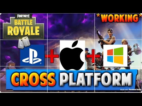 Why Fortnite Crossplay Is The Best *(All Platforms)*