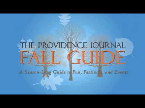 Providence Journal Fall Guide Commercial