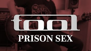 TOOL - Prison Sex (Guitar Cover with Play Along Tabs)