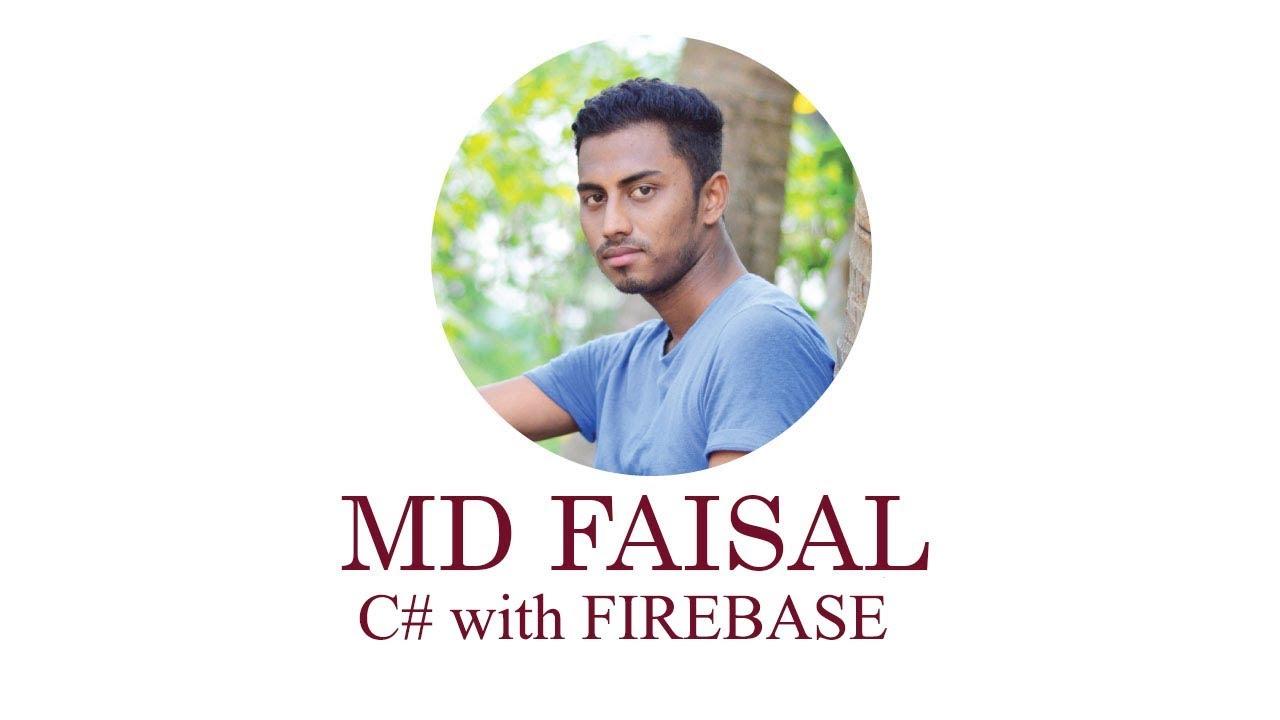 Create database into firebase