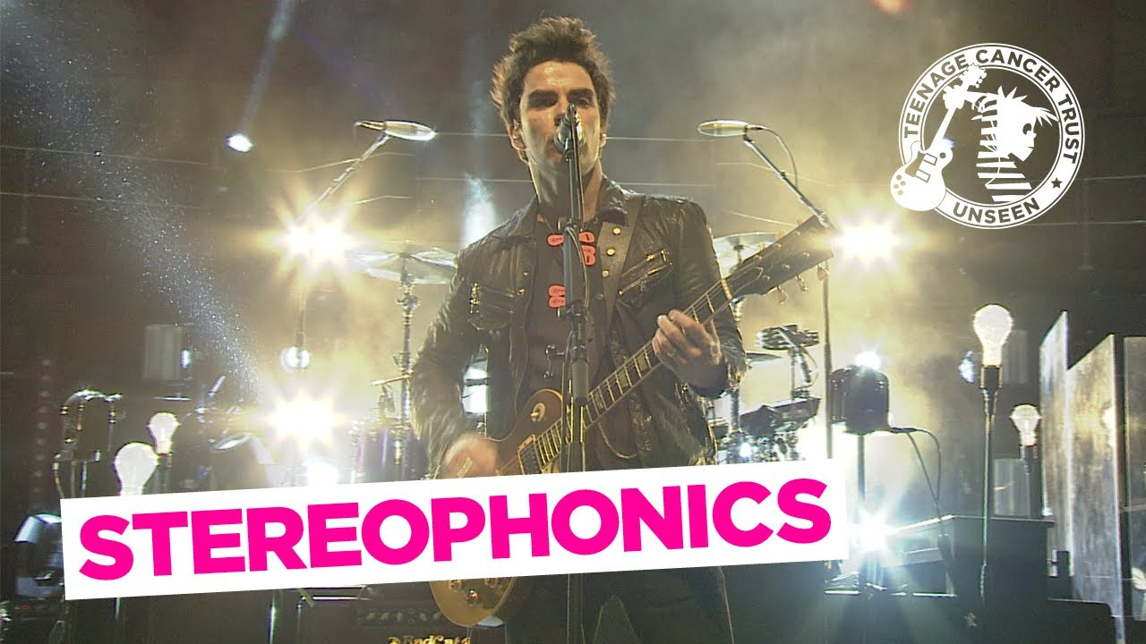 Mama Told Me Not To Come - Stereophonices feat. Tom Jones Live