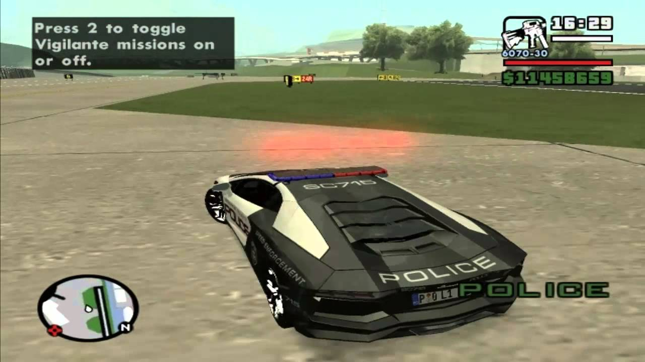 How To Get Race Car In Gta San Andreas