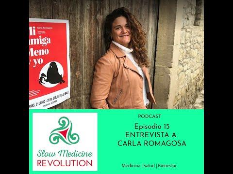 Episodio 15 - Entrevista a Carla Romagosa