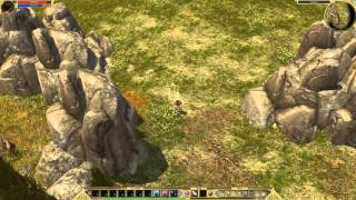 Titan Quest: Immortal Throne - Gameplay - Part 1