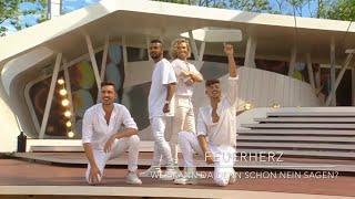 Feuerherz - Wer Kann Da Denn Schon Nein Sagen? (ZDF Fernsehgarten 18.8.2019)
