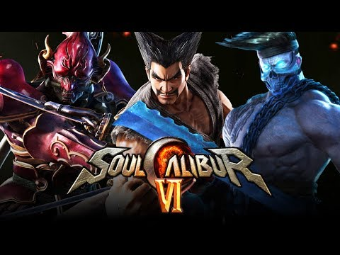 SOUL CALIBUR 6: New Roster Leak w/ Console Exclusive Guest Characters? 30 Characters w/ 7 Newcomers?