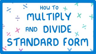 How to Multiply aฑd Divide in Standard Form (Part 3/4) #25