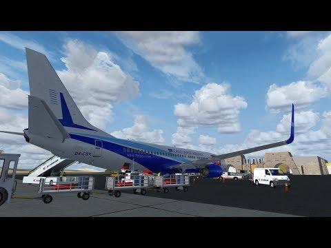 [Prepar3D]TCV620 Boa Vista(GVBA) Porto(LPPR) PMDG 737-800NGX