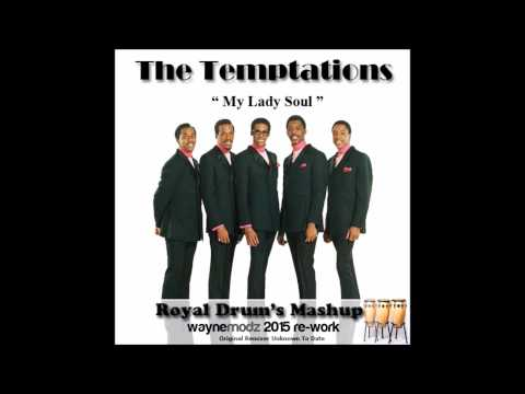 The Temptations - Lady Soul ( Tribal Blast )