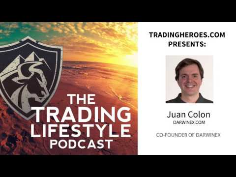 Juan Colón: Building the Darwinex Forex Broker That Finds the Best FX Traders // TTL Ep. 25