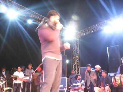 rally song live by babbu maan at guntas...