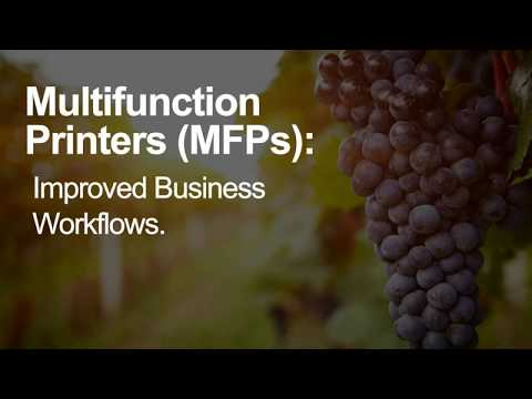 Multifunction Printer Fax Feature Webinar Part 2 | eFax Corporate®