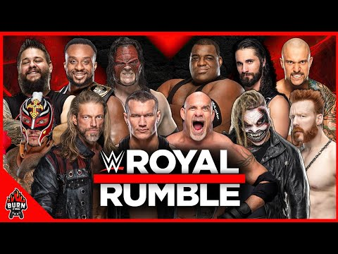 Download WWE MEN'S ROYAL RUMBLE MATCH 2021