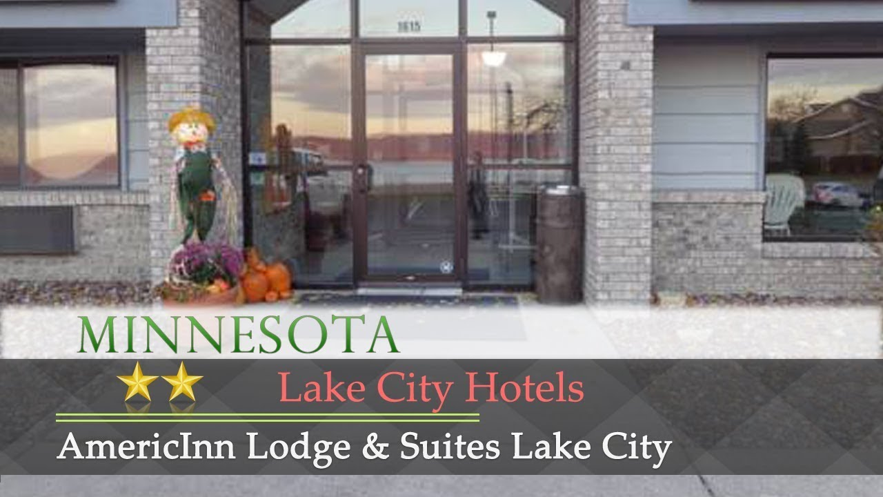 Americinn Lodge Suites Lake City Hotels Minnesota