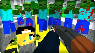 План не сработал [ЧАСТЬ 33] Зомби апокалипсис в майнкрафт! - (Minecraft - Сериал)