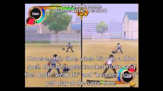 Zatch Bell! Mamodo Fury: PS2 and GameCube Version Differences (Remake)