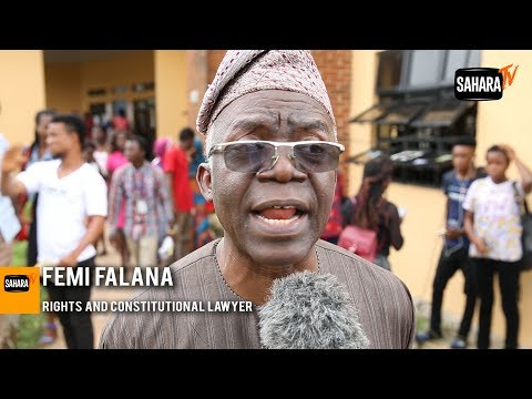 Femi Falana Proposes Formation Of New Political Party In Nigeria