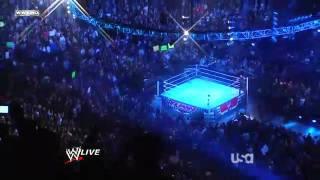 The Rock returns to WWE Raw  [HD]