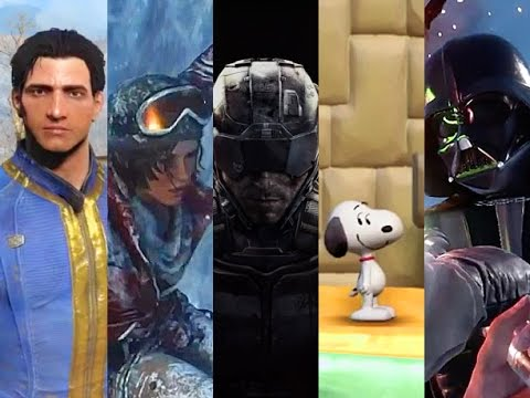 Games Coming Out November 2015 Youtube