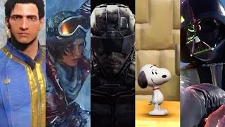 Games Coming Out November 2015