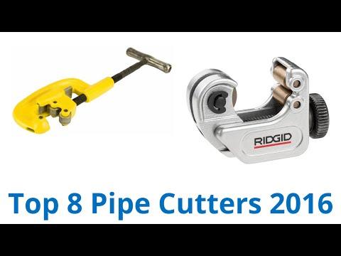 8 Best Pipe Cutters 2016