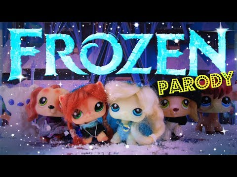 LPS- Frozen Parody [Skit] Short Film