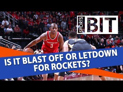 Miami Heat at Houston Rockets | Sports BIT | NBA Picks