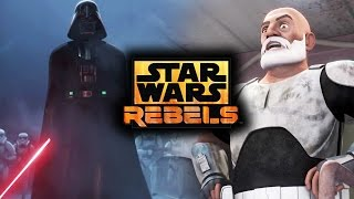 Star Wars Rebels Season 2 Trailer: IT'S TIME! Captain Rex, Gregor & Wolffe Return! (Star Wars News)