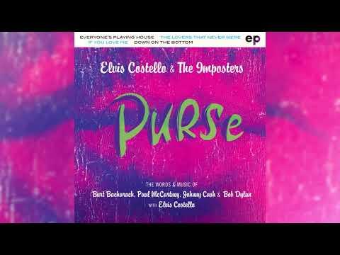 Hear Elvis Costello's New 'Purse' EP Featuring Paul McCartney, Burt Bacharach Collaborations