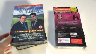 Midsomer Murders DVD set review