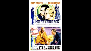 Peter Ibbetson 1935) trailer
