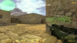 AzeLZa Gaming Counter-Strike 1.6 Bölüm 3 - Sis atma mübarek (ft.Kadir_Pro,BrianG,Rage)