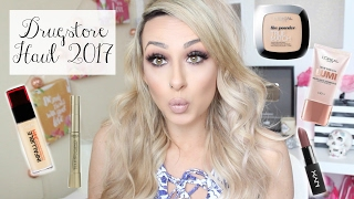 Boots/drugstore makeup haul 2017   DramaticMAC