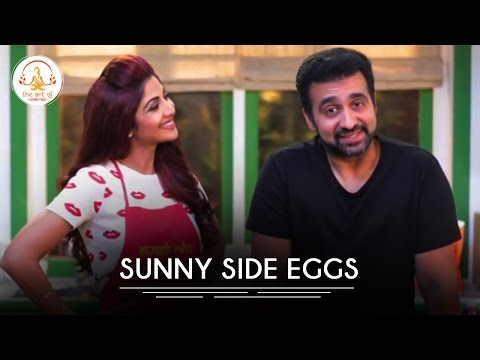 Sunny Side Eggs | Shilpa Shetty Kundra | Healthy Recipes | Women's Day Special