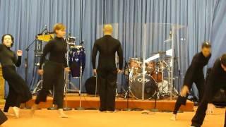 """Expresión Profética-( Mimos /Cristianos)-  interpreta: """"La Pieta"""" - musica:The Battle de UMG"""