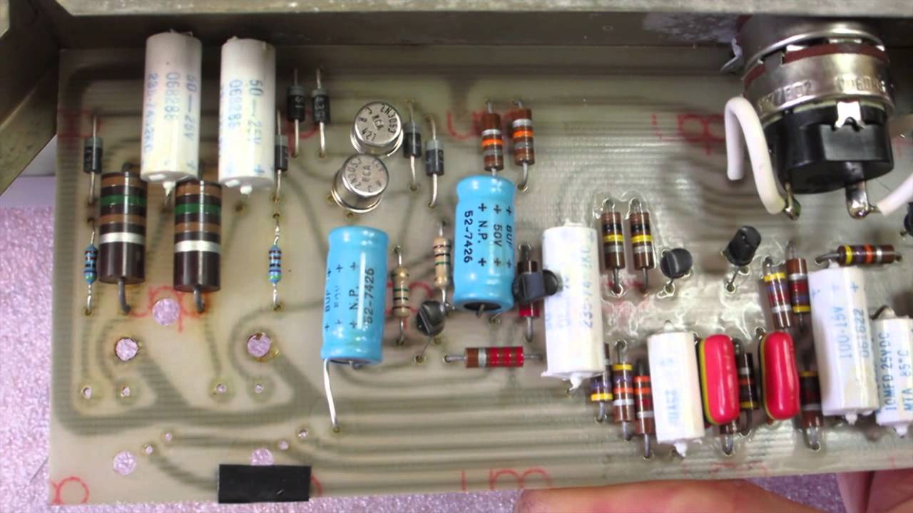 Fender Rhodes Peterson Preamp Ldr Vibrato Retrofit