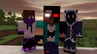 Herobrine Life 11 - Minecraft Animations