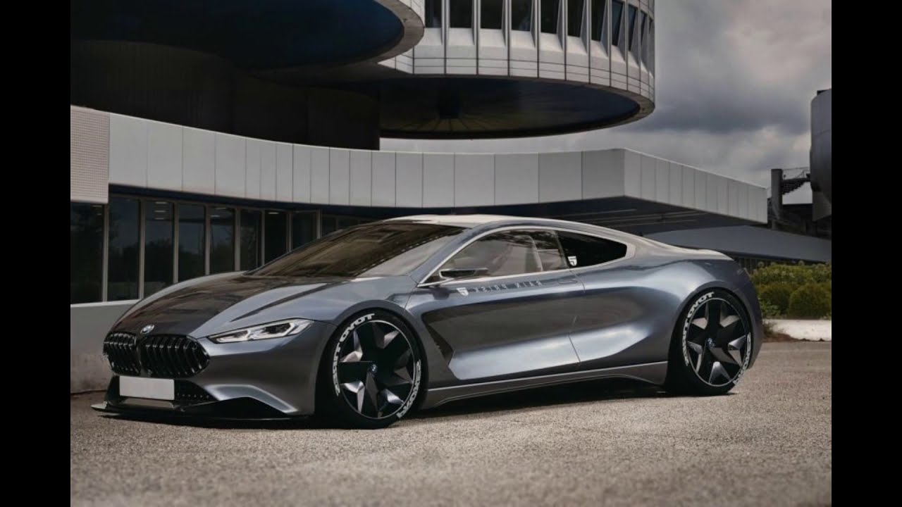 2019 Bmw 8 Series Mid Engine V12 Youtube