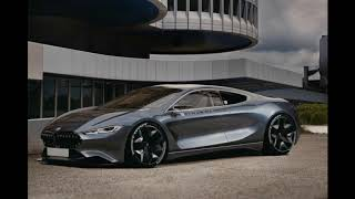 2019 BMW 8 Series Mid-Engine V12 ???
