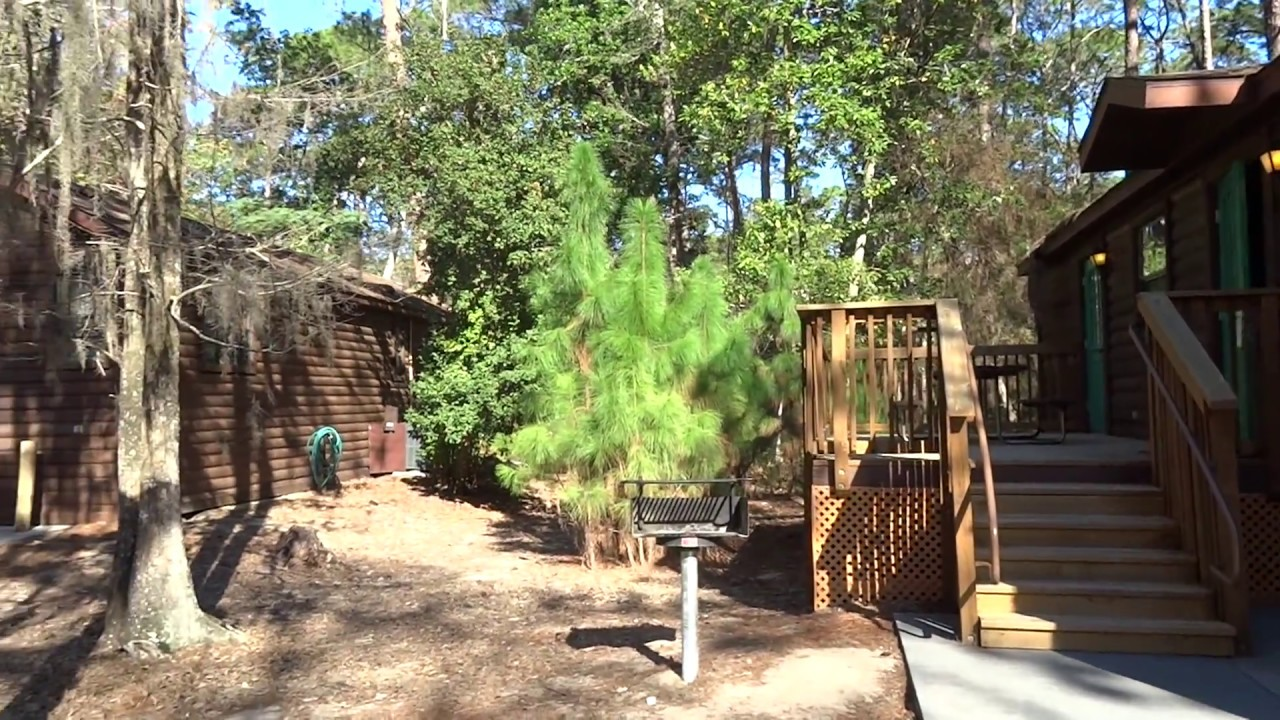 2017 full room tour of the cabins at disney u0027s fort wilderness